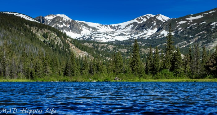 Lost Lake Indian Peaks Wilderness