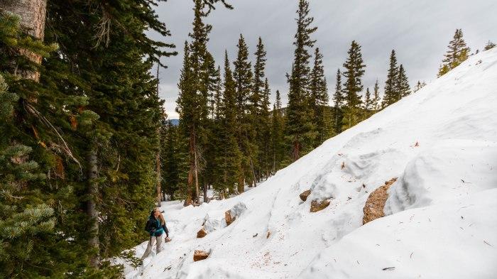 Preparing for the Colorado Trail