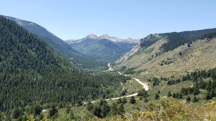 Colorado Trail Segment 14