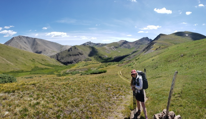Colorado Trail Segment 20